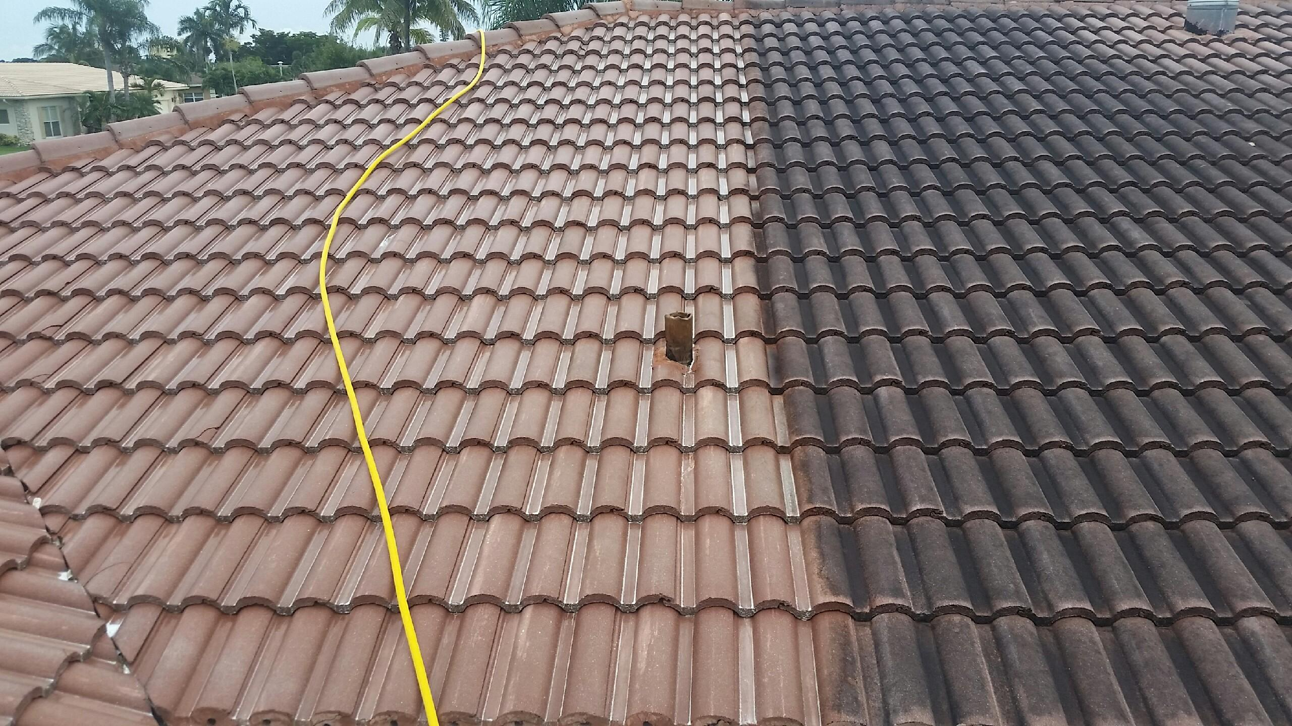 Roof Cleaning Cannon Roofing